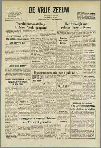de Vrije Zeeuw 1964-04-23