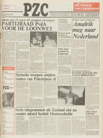 Provinciale Zeeuwse Courant 1976-06-14