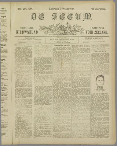 De Zeeuw. Christelijk-historisch nieuwsblad voor Zeeland 1901-11-09
