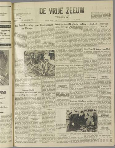 de Vrije Zeeuw 1961-01-24