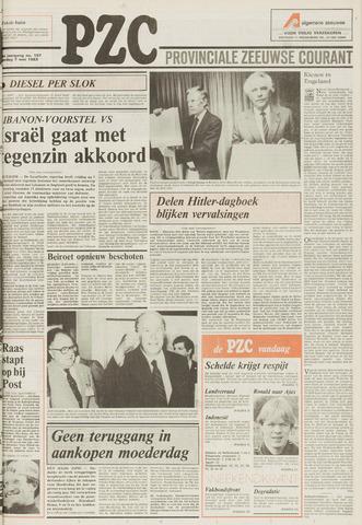 Provinciale Zeeuwse Courant 1983-05-07