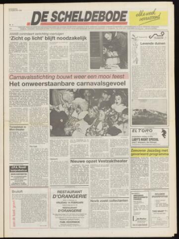 Scheldebode 1992-02-12
