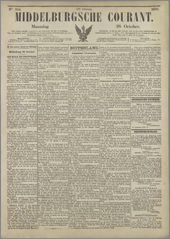 Middelburgsche Courant 1895-10-28