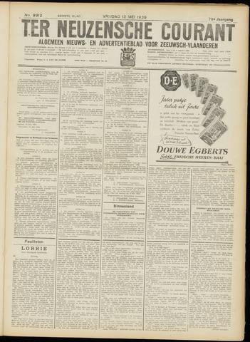 Ter Neuzensche Courant. Algemeen Nieuws- en Advertentieblad voor Zeeuwsch-Vlaanderen / Neuzensche Courant ... (idem) / (Algemeen) nieuws en advertentieblad voor Zeeuwsch-Vlaanderen 1939-05-12