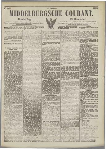 Middelburgsche Courant 1899-12-21