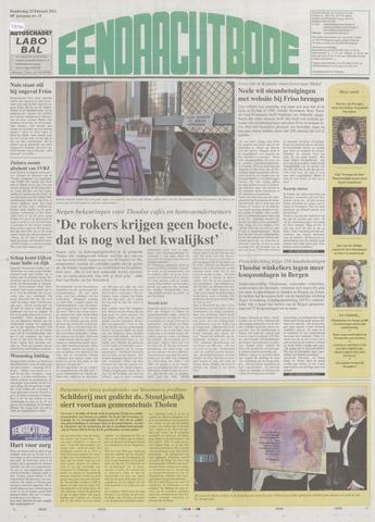 Eendrachtbode (1945-heden)/Mededeelingenblad voor het eiland Tholen (1944/45) 2012-02-23