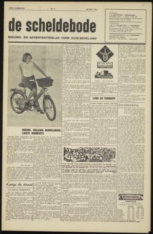 Scheldebode 1966-07-29