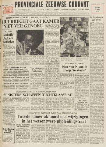 Provinciale Zeeuwse Courant 1972-01-28