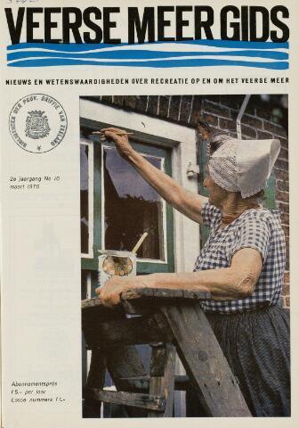 Zeeland Magazine / Veerse Meer Gids 1970-03-01