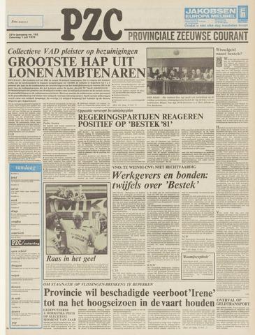 Provinciale Zeeuwse Courant 1978-07-01