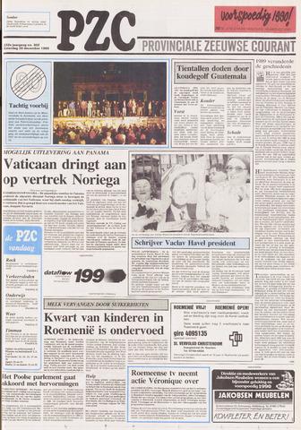 Provinciale Zeeuwse Courant 1989-12-30