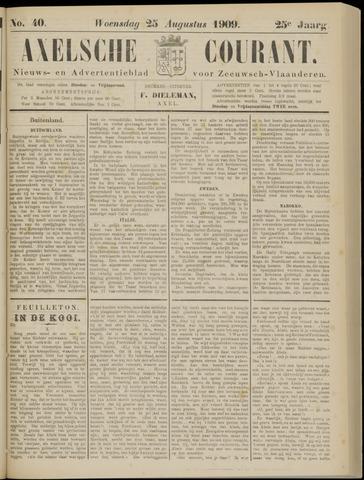 Axelsche Courant 1909-08-25