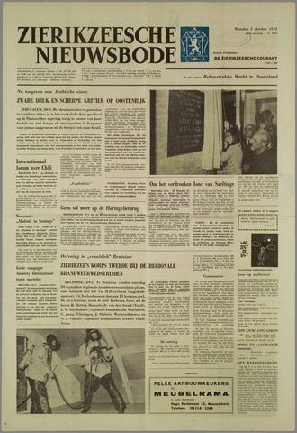 Zierikzeesche Nieuwsbode 1973-10-01