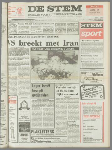 de Stem 1980-04-08