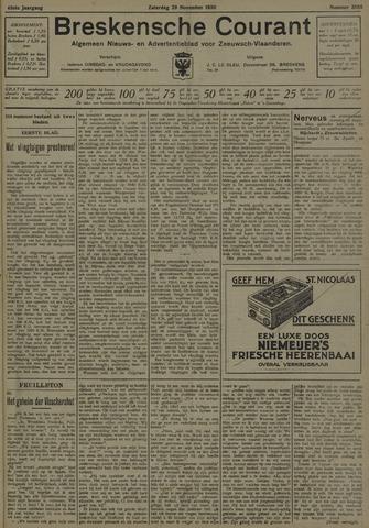 Breskensche Courant 1930-11-29