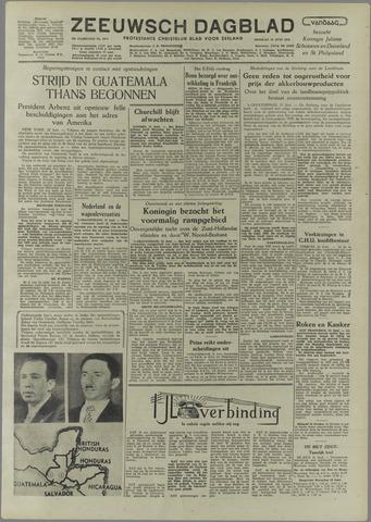 Zeeuwsch Dagblad 1954-06-22