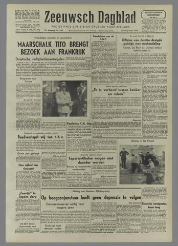 Zeeuwsch Dagblad 1956-05-08