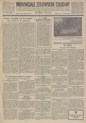 Provinciale Zeeuwse Courant 1941-08-09