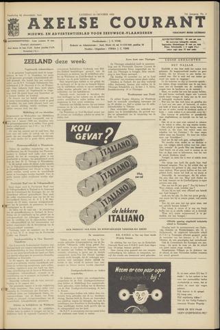 Axelsche Courant 1959-10-24