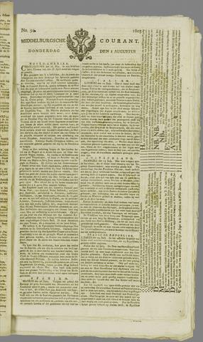 Middelburgsche Courant 1805-08-01