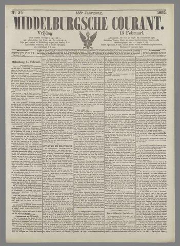 Middelburgsche Courant 1895-02-15