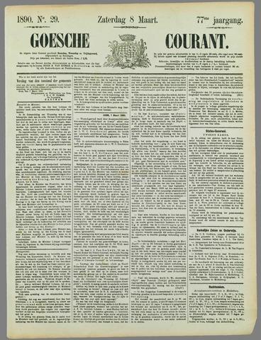 Goessche Courant 1890-03-08
