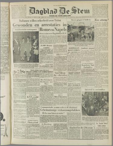 de Stem 1952-03-26