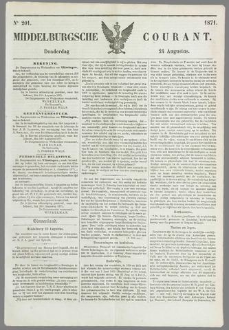 Middelburgsche Courant 1871-08-24