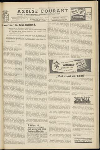 Axelsche Courant 1954-06-26