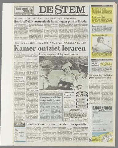 de Stem 1987-07-01