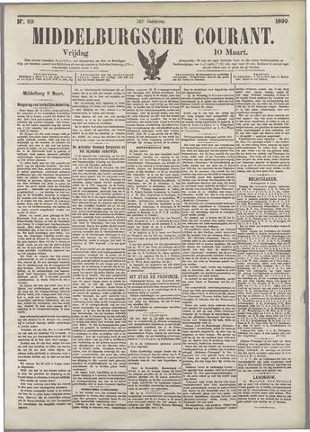 Middelburgsche Courant 1899-03-10