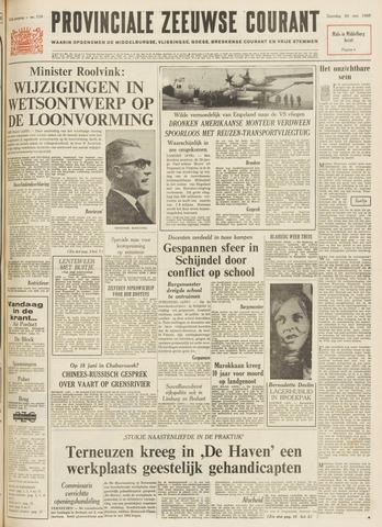 Provinciale Zeeuwse Courant 1969-05-24