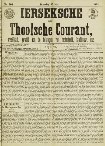 Ierseksche en Thoolsche Courant 1891-05-23