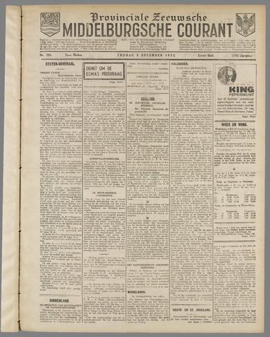 Middelburgsche Courant 1932-12-09