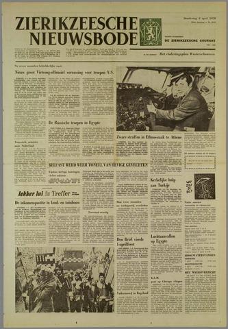 Zierikzeesche Nieuwsbode 1970-04-02