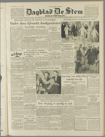 de Stem 1953-09-12