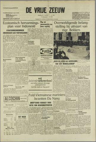de Vrije Zeeuw 1966-05-16