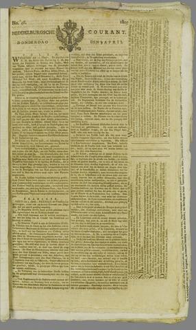 Middelburgsche Courant 1807-04-09