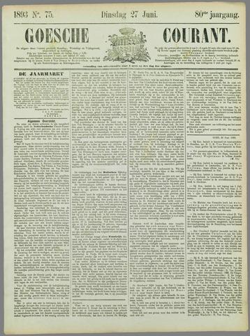 Goessche Courant 1893-06-27