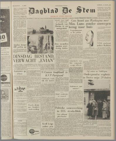 de Stem 1962-03-10