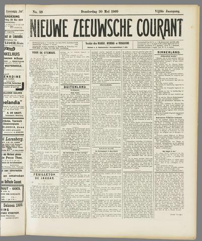 Nieuwe Zeeuwsche Courant 1909-05-20