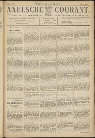 Axelsche Courant 1938-03-25
