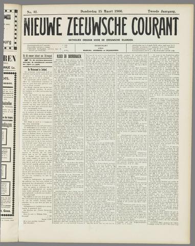 Nieuwe Zeeuwsche Courant 1906-03-15
