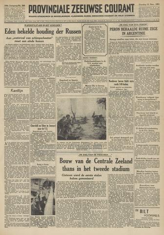 Provinciale Zeeuwse Courant 1951-11-13