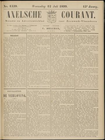 Axelsche Courant 1899-07-12