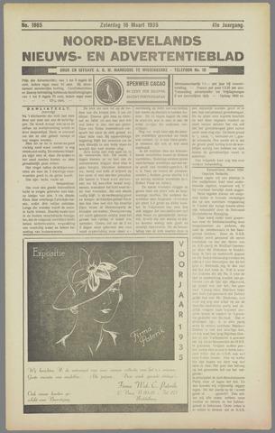 Noord-Bevelands Nieuws- en advertentieblad 1935-03-16