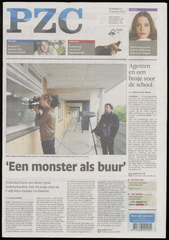 Provinciale Zeeuwse Courant 2013-10-10
