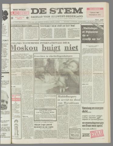 de Stem 1980-01-07