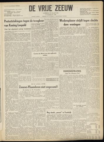de Vrije Zeeuw 1950-03-25