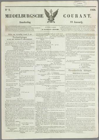 Middelburgsche Courant 1860-01-19